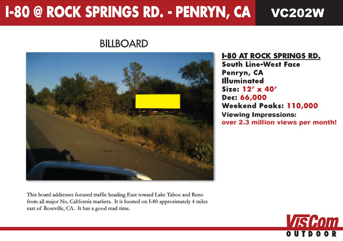billboard i80 rock springs penryn ca